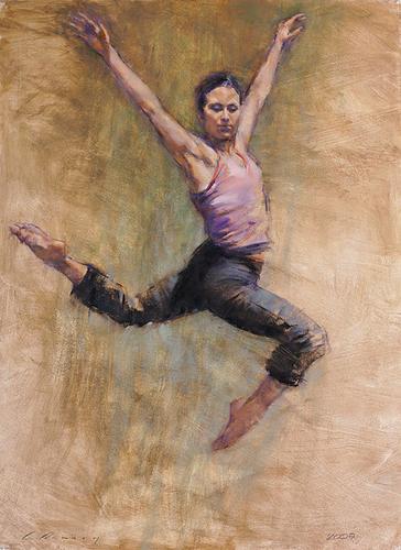 Lineage Dance Series 1, No. 5 (Meghann)