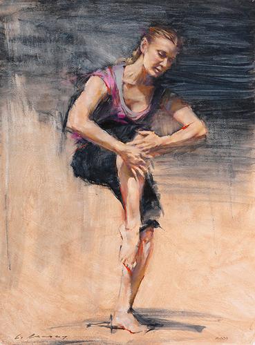 Lineage Dance Series 1, No. 6 (Kristin)