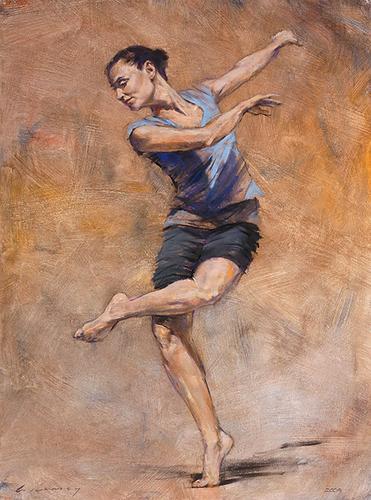 Lineage Dance Series 1, No. 10 (Caterina ver II)