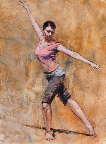 Lineage Dance Series 1, No. 11 (Danielle, ver. II)