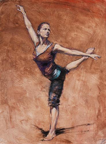 Lineage Dance Series 1, No. 13 (Kristin)