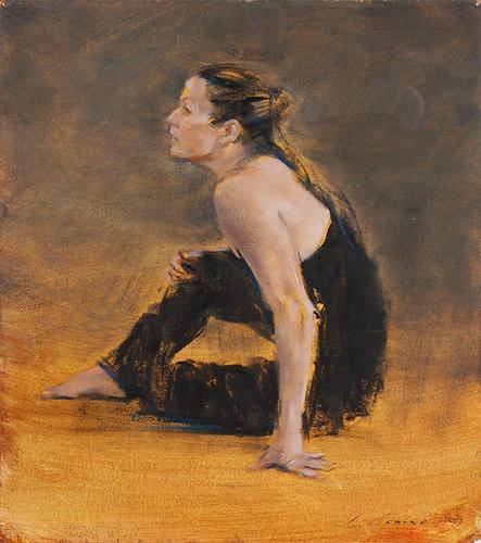Lineage Dance Sketch: Kristin