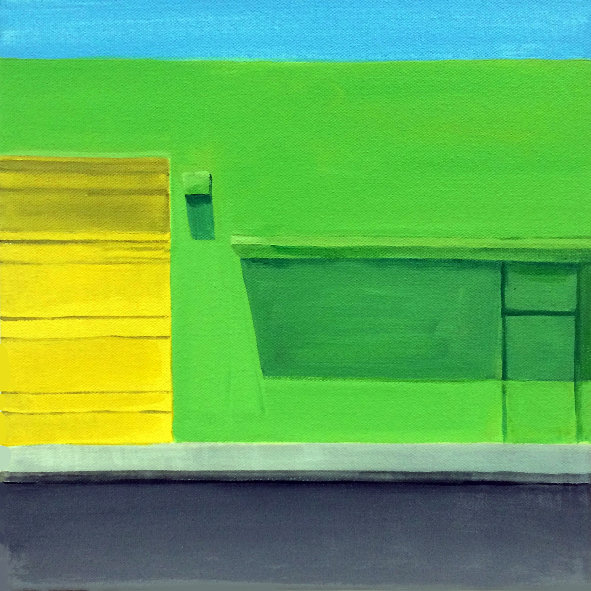 """Green Warehouse"" (large view)"