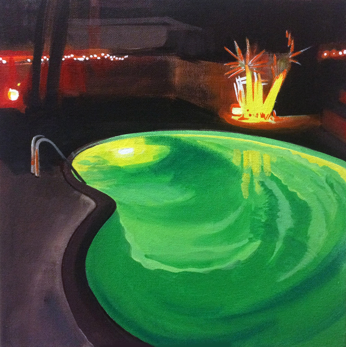 """Night Swimming"" (large view)"