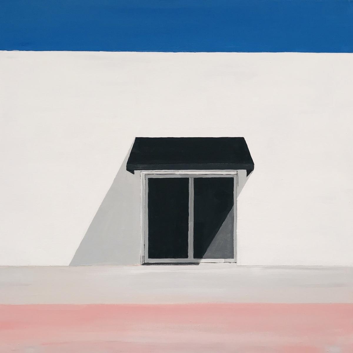 """""""Black Door"""" (large view)"""