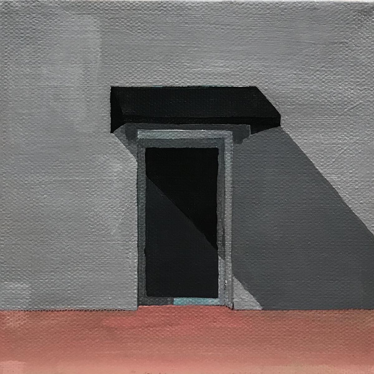 """Pink Sidewalk"" (large view)"