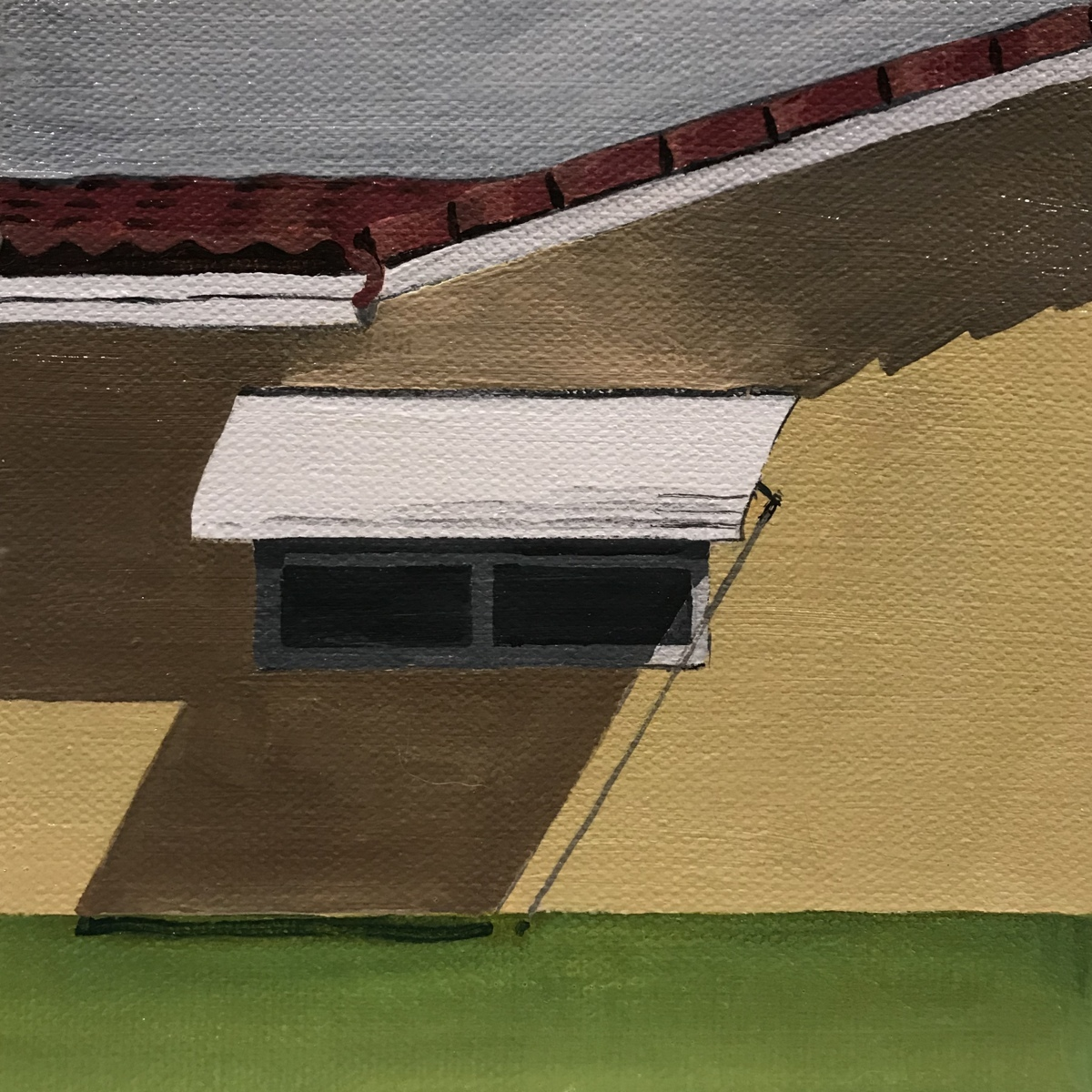 """""""Yellow House"""" (large view)"""