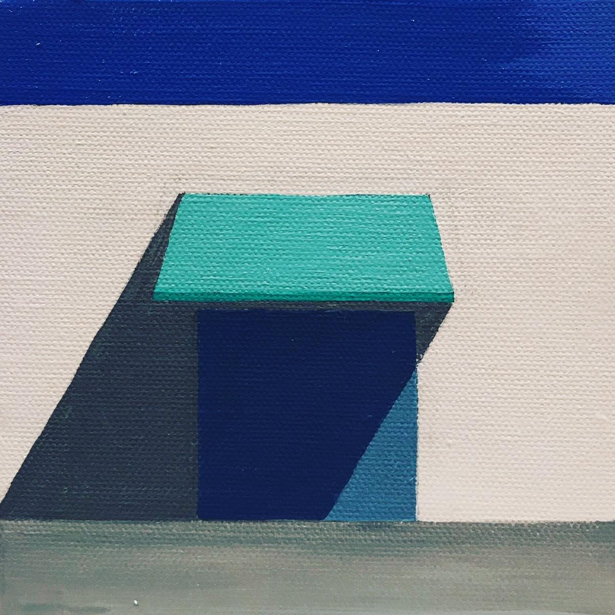 """""""Blue Door"""" (large view)"""