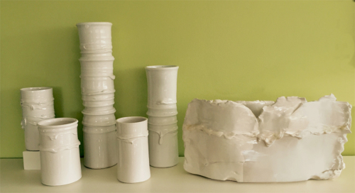 Porcelain group
