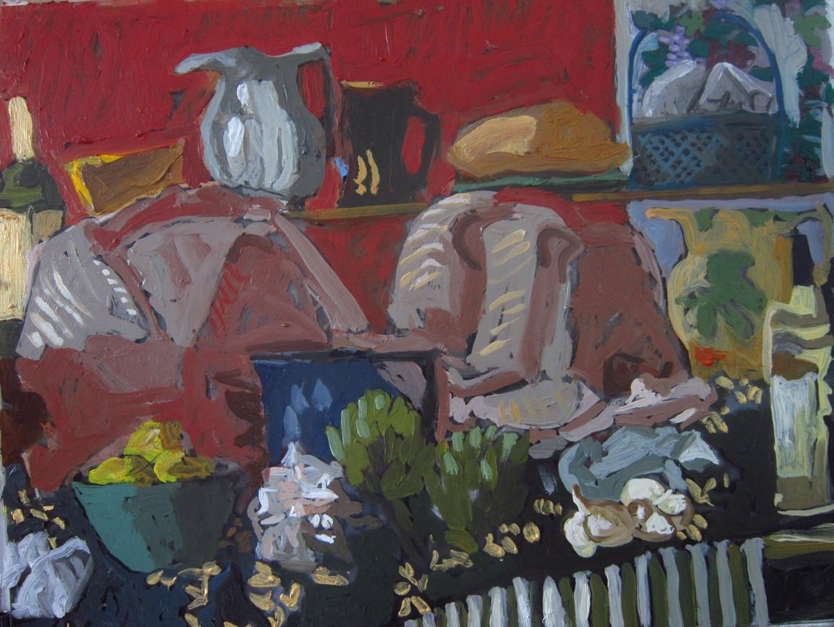 Italian Still Life III (large view)