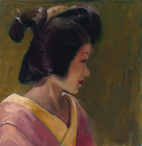 Study of Geisha