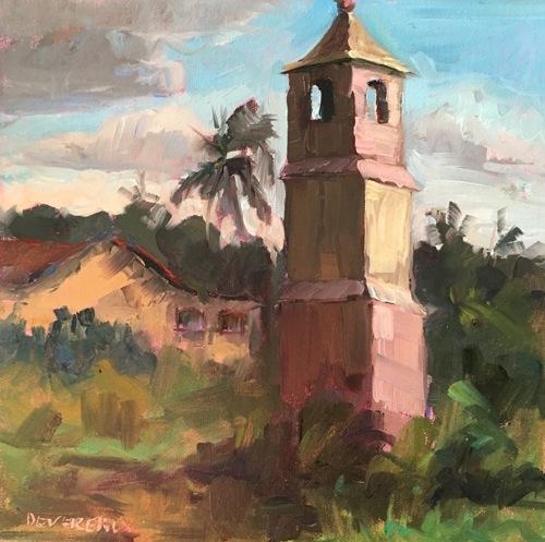 Abandoned Cuba Plantation