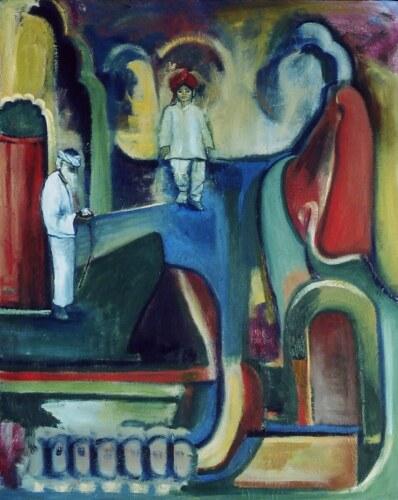 Rajastan by Carole  Richard  Kaufmann