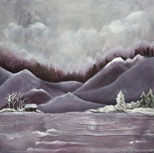 Purple Mountains Majesty II