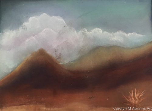 New Mexico Mountain Range study