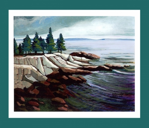 Cunner Point, Maine - Weekly Special