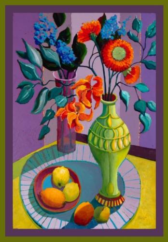 Green Vase - Weekly Special
