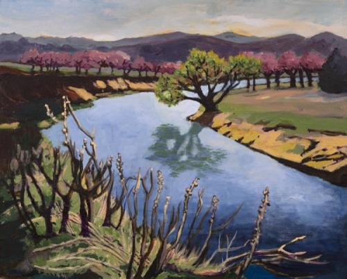 23. Spring: Berkshire Mountains