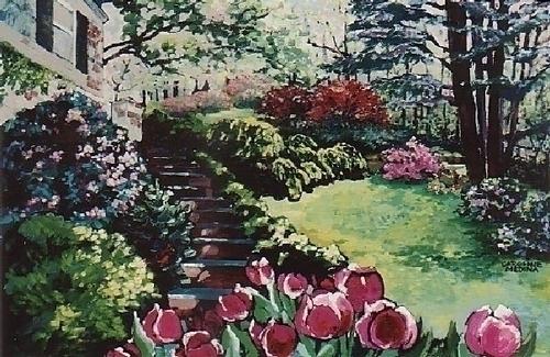 6 - Spring, Essex Fells