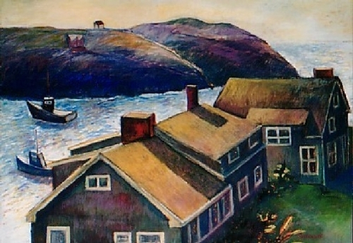 1 - Monhegan Island with Manana