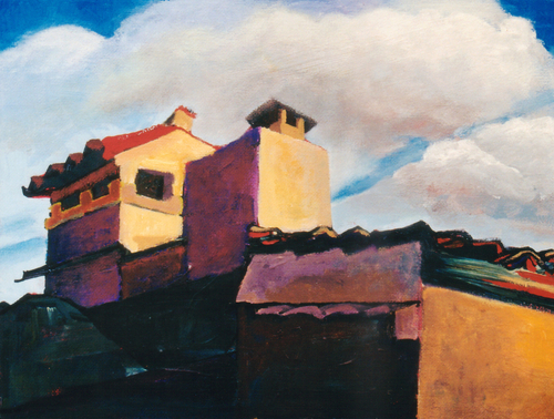 1 - Venice: Roof