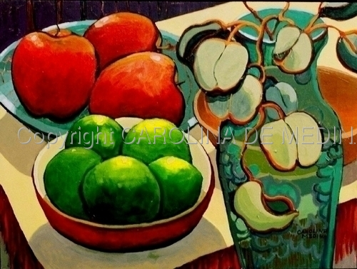 6 - Apples, Limes and Eucalyptus