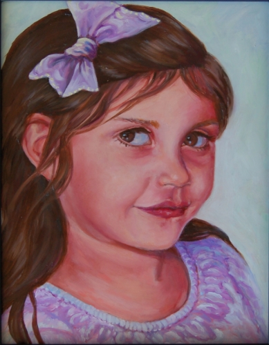 """Claire"" by Carol Medhurst (large view)"