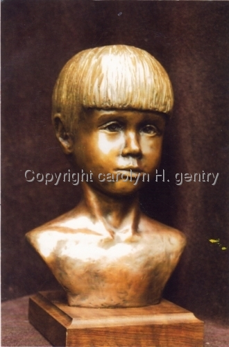bust boy by carolyn H. gentry