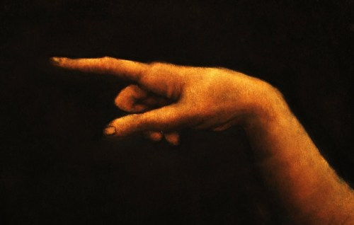 Da Vinci Study by CAROLYN  ADAMS