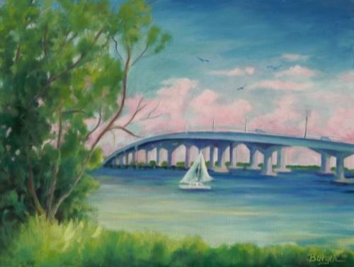 Sailing By The Jolly Bridge