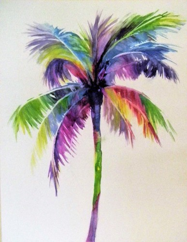 Happy Palm