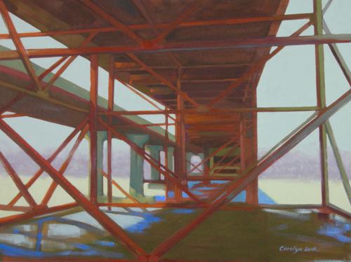 Dark Shadows (under the bridge) (large view)
