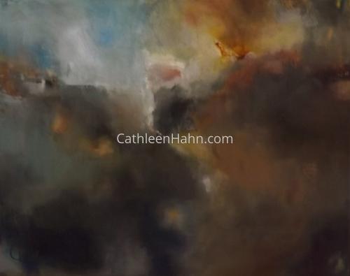 Dam Break by Cathleen Hahn