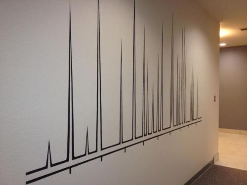 Agilent Mural 1