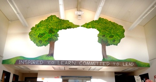 Ruhkala Elementary Leadership Trees