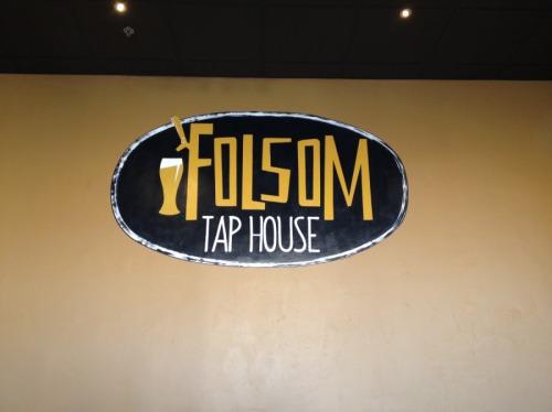 Folsom Tap House Mural