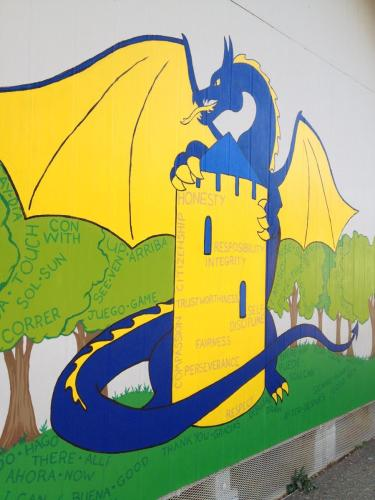 Philips Elementary Protective Dragon