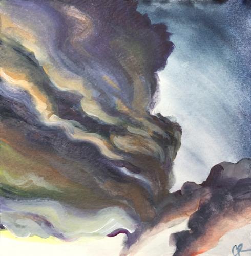 Churning Storm