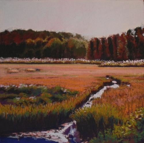 Ambient Grasses by Catherine C. Haynes