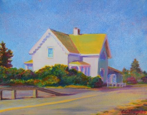 Mayo Light Keeper's Cottage