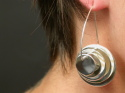 Multi Disc Earring (thumbnail)