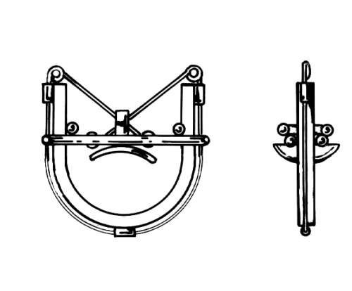 Slider Ring Drawing (large view)