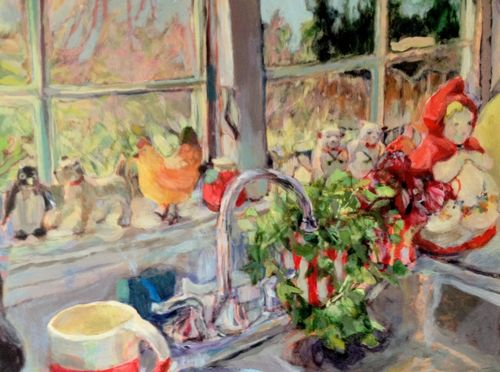 """The Kitchen Window"""