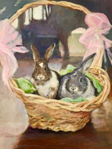 """Easter Rabbits"""