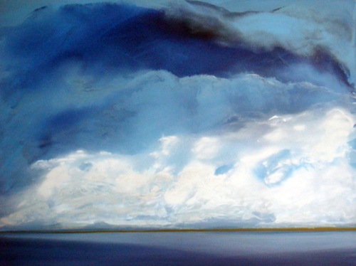 Before the Storm  30x40
