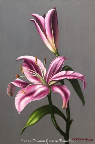 Pink Lily #1