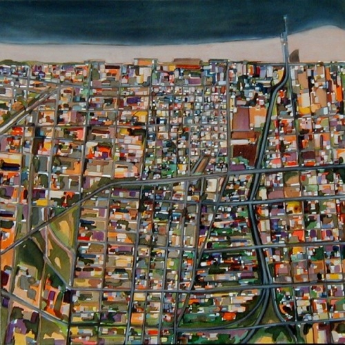 Santa Monica by Glynis C. Tinglof