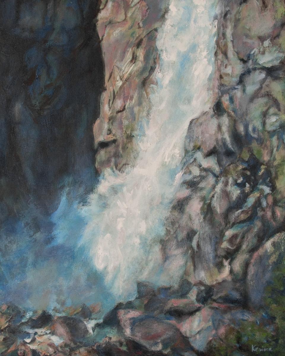 Yosemite Fall (large view)