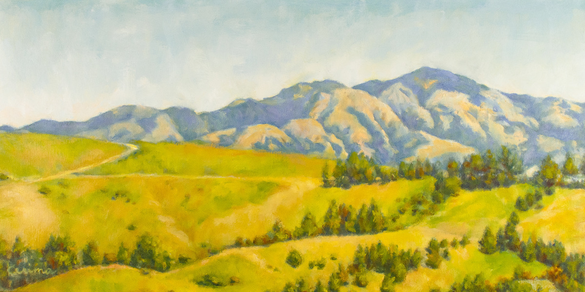 Mount Diablo View #1 (large view)