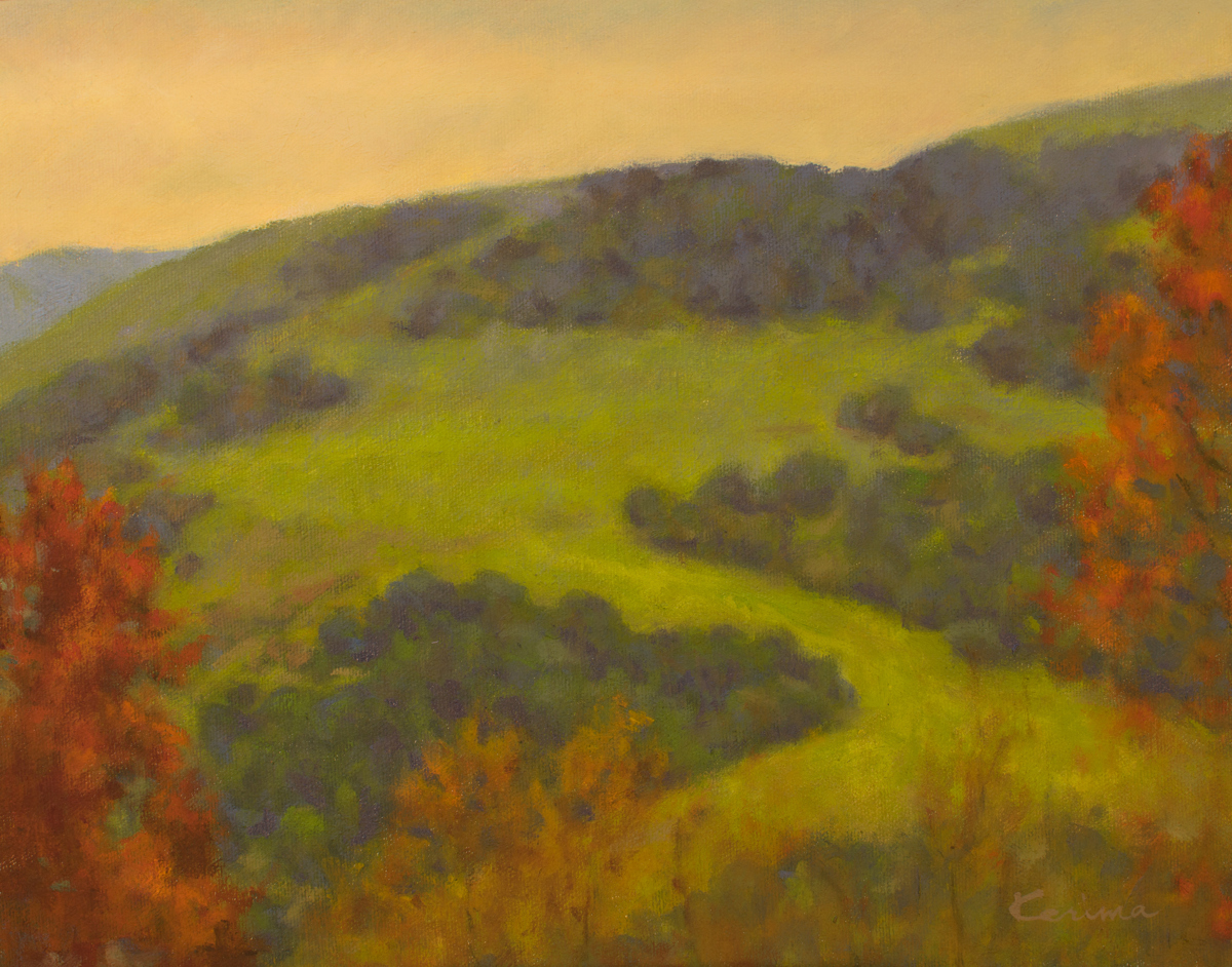 Orinda Hills (large view)